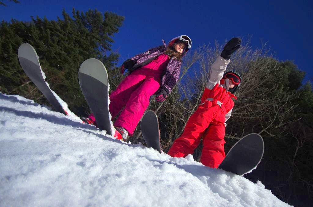 zawoja instruktorzy jazdy na nartach