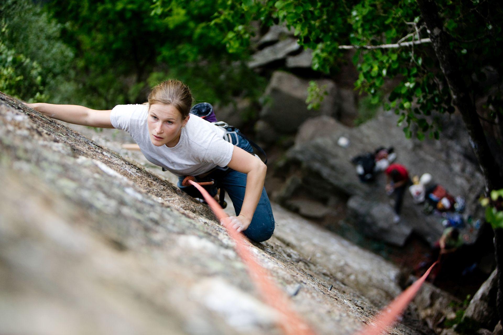 wspinaczka góry