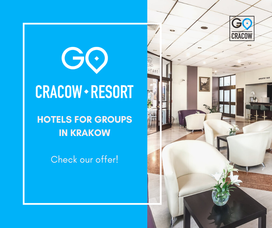 HOTELS FOR GROUPS IN KRAKOW